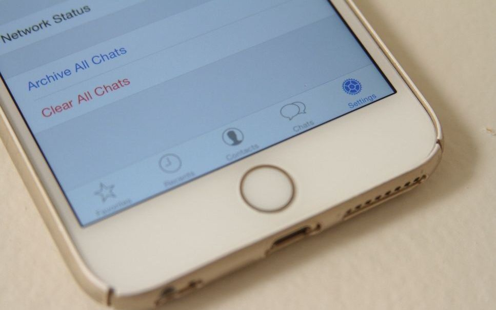 Como guardar conversaciones de WhatsApp en iPhone
